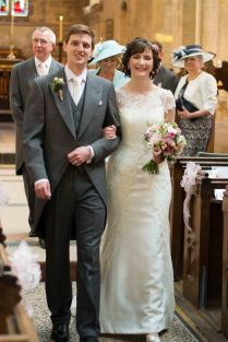 Claire and Chris's Wedding © Lorna Richerby 11