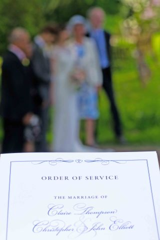 Claire and Chris's Wedding © Lorna Richerby 14