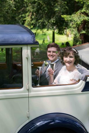 Claire and Chris's Wedding © Lorna Richerby 23