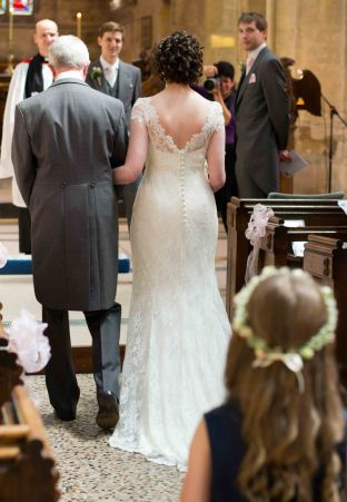 Claire and Chris's Wedding © Lorna Richerby 7