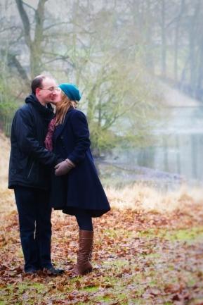 Rachel and Simon's Photo Shoot © Lorna Richerby 9