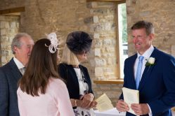 Claire and Richard's Wedding © Lorna Richerby 34