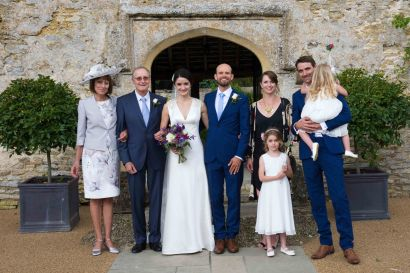 Claire and Richard's Wedding © Lorna Richerby 55