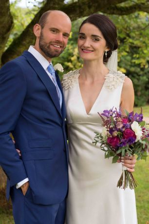 Claire and Richard's Wedding © Lorna Richerby 75